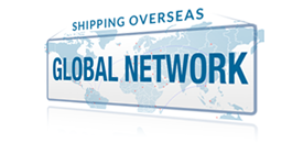 Global Shipping Coverage