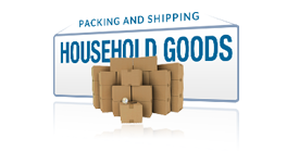 ship household goods