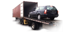 shipping a household and car